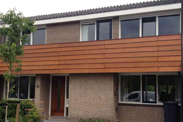 Schildersbedrijf Klompenhouwer Vlaardingen project Voorschoten